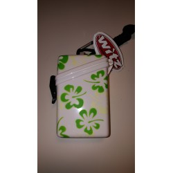 CC-05 (Witz Green Flower Sports Case)