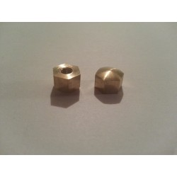 PO-011 (Brass Nut-Set of 2)